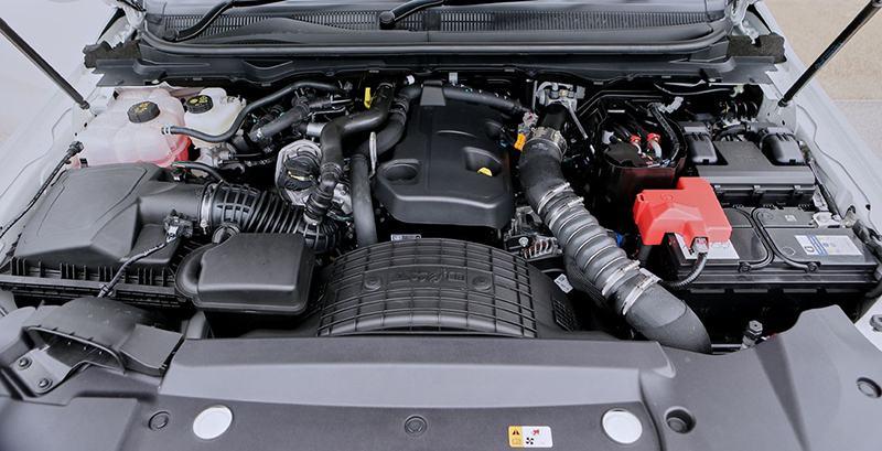 "dong co xe ford everest 2021 thailan muaxegiatot vn - Đánh giá xe Ford Everest 2021, Xe 7 chỗ khiến Fortuner ""hít khói"""