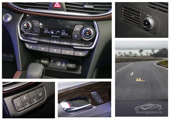 chi tiet hyundai santafe 2019 muaxenhanh vn 4 - Đánh giá xe Hyundai SantaFe 2021, Xe SUV 7 chỗ đang từng bước lật đổ thế lực Fortuner