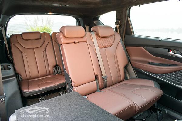 hang ghe hai hyundai santafe 2019 muaxenhanh vn 7 - Đánh giá xe Hyundai SantaFe 2021, Xe SUV 7 chỗ đang từng bước lật đổ thế lực Fortuner