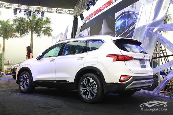 mam xe hyundai santafe 2019 muaxenhanh vn 35 - Đánh giá xe Hyundai SantaFe 2021, Xe SUV 7 chỗ đang từng bước lật đổ thế lực Fortuner