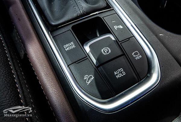 phanh dien tu hyundai santafe 2019 muaxenhanh vn 32 - Đánh giá xe Hyundai SantaFe 2021, Xe SUV 7 chỗ đang từng bước lật đổ thế lực Fortuner