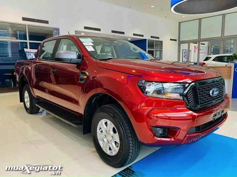 chi tiet xe ford ranger xls mt so san 1 cau muaxegiatot vn - Đánh giá xe Ford Ranger 2022, Lắp ráp Việt Nam giá không đổi
