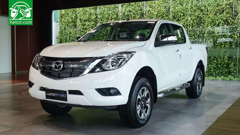 danh gia xe mazda bt 50 2020 xetot com - Đánh giá xe Mazda BT-50 2021 - Xe đẹp nhất làng bán tải