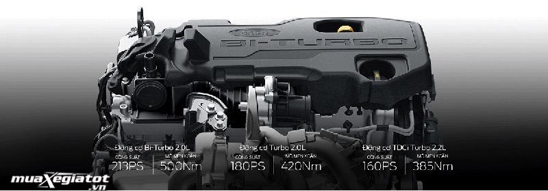 dong co xe ford ranger 2021 Wildtrak 20 4x4 muaxegiatot vn - Đánh giá xe Ford Ranger 2022, Lắp ráp Việt Nam giá không đổi