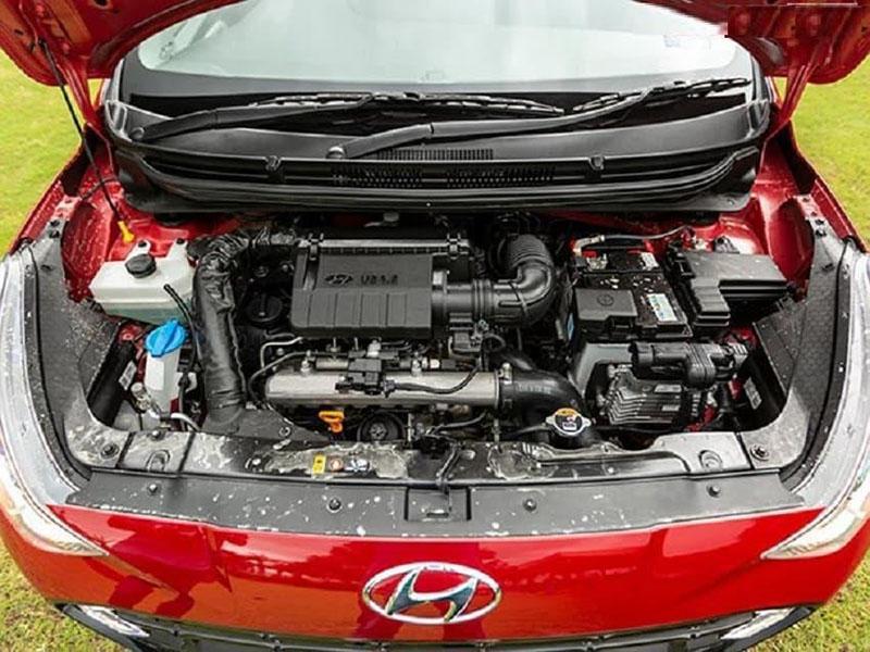 dong co xe i10 sedan 2022 muaxegiatot vn - Đánh giá xe Hyundai i10 sedan 2022 - Xe 4 cửa giá rẻ