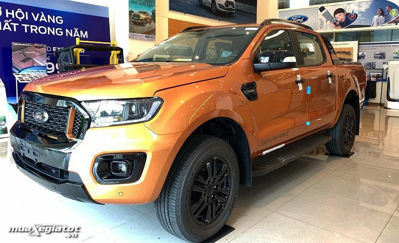 gia xe ford ranger 2021 Wildtrak 20 4x4 muaxegiatot vn - Đánh giá xe Ford Ranger 2022, Lắp ráp Việt Nam giá không đổi