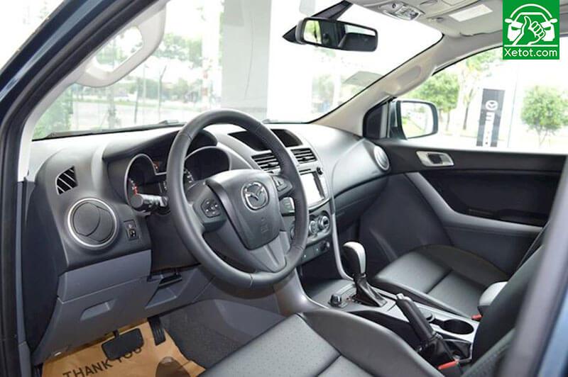 hang ghe truoc mazda bt 50 2020 xetot com - Đánh giá xe Mazda BT-50 2021 - Xe đẹp nhất làng bán tải