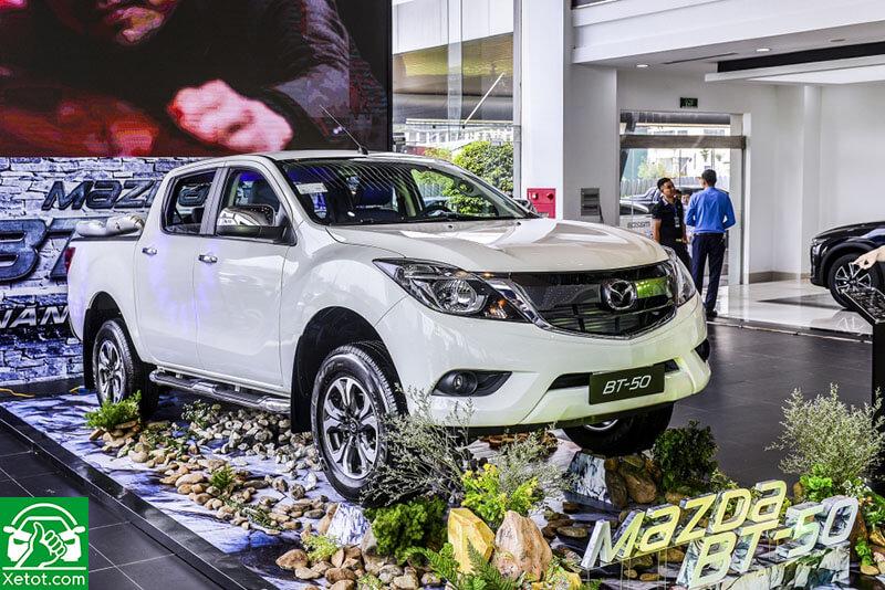 ra mat mazda bt 50 2020 xetot com - Đánh giá xe Mazda BT-50 2021 - Xe đẹp nhất làng bán tải